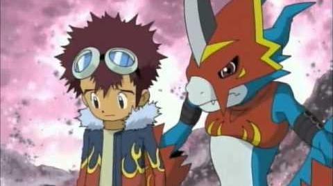 Digimon 02 capítulo 11 (español latino)