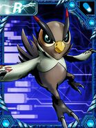 Falcomon RE Collectors Card2