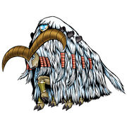 Ancientmegatheriumon