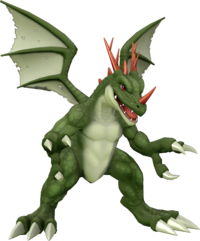 Coredramon (Green) dl