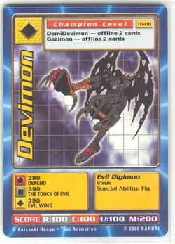 Devimon Tb-06 (DB)