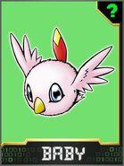 Poromon Collectors Baby Card