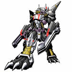 BlackWarGreymon X (Re-Digitize) b