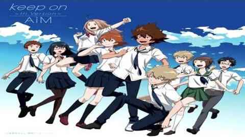 Keep On~Digimon Adventure Tri Ending 4 (Full)