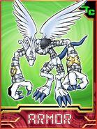 Gargoylemon Collectors Armor Card