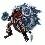 Shine Greymon Ruin Mode