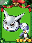 Caprimon Christmas Collectors Card
