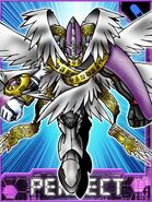 HolyAngemon Collectors Perfect Card