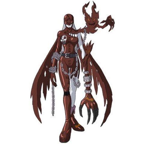 <b>LadyDevimon (Rot)</b>