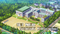 8-01 Fujimizaka Middle School