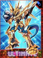 MagnamonX Collectors Ultimate Card
