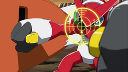 6-09 Shoutmon + Drill Cannon