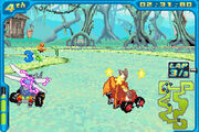 Digimon Racing Screen01