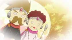 8-03 Ropuremon's parents