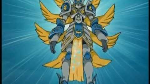 Angemon & Angewomon Digivolve to Mega English Dubbed HD 1080p