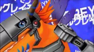 Digimon Adventure PSP - All Digivolution Scenes