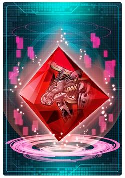 Crystal of Friendship 5-667 (DCr)