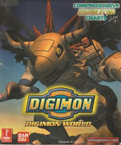 Digimon World Primas Official Strategy Guide