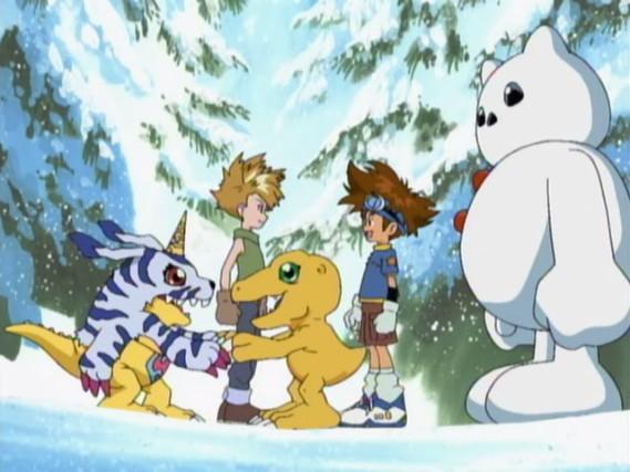 Digimon: Digital Monsters (TV Series 1999–2003) - IMDb