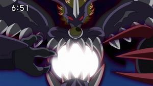 6-34 NeoMyotismon Darkness Mode (Shoutmon)