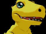 Digimon World Data Squad/Digimon Encyclopedia