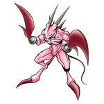 Arcadiamon (Rookie) b