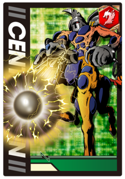 Centalmon 1-008 (DCr)