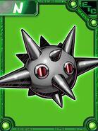 Chikurimon collectors card