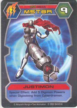 Justimon DT-28 (DT)