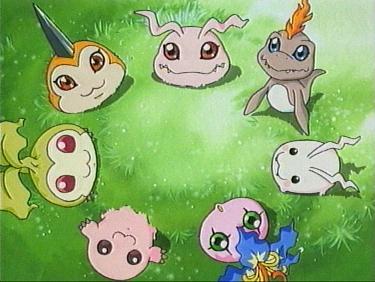 Ausbildungs-Digimon