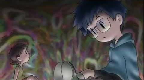 DIGIMON ADVENTURE 02 OVA 1 Hurricane Touchdown! & Supreme Evolution! The Golden Digimentals