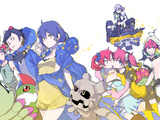 List of characters in Digimon Story: Cyber Sleuth