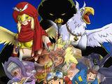 Digimon Frontier: El Antiguo Digimon Revive