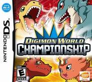 Digimon World Championship Boxart
