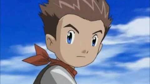 Digimon Tamers - Digital Survivor - Ryo Akiyama