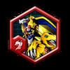 Agumon & WarGreymon 5-657 I (DCr)