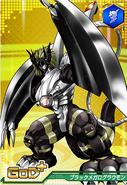BlackMegaloGrowmon Crusader Card