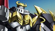 DarkKnightmon Xros Wars ep 21