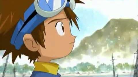 Digimon Adventure - Capítulo final, despedida