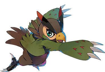 Falcomon (Survive) b