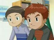 Izzy y Cody