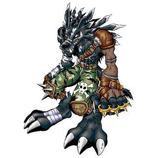 ShadowWereGarurumon b