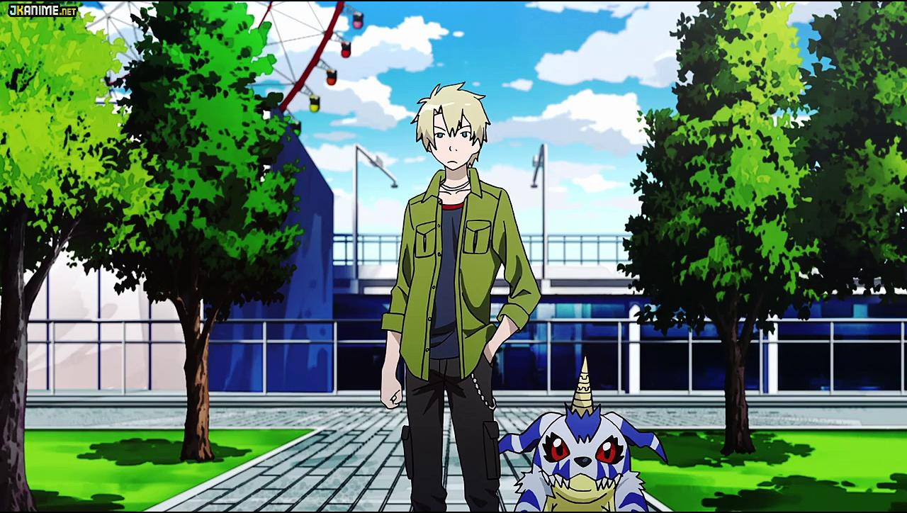 "Digimon Adventure Tri ""Reencuentro"" Parte 4"