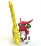 Shoutmon Star Sword toy