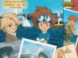 Digimon Adventure Original Story: 2 and a half years rest