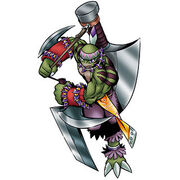 Dinohumon b
