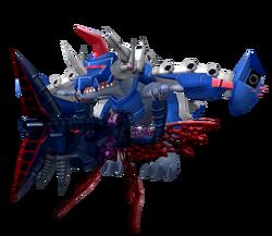 MetalGreymon Cyberdramon dff