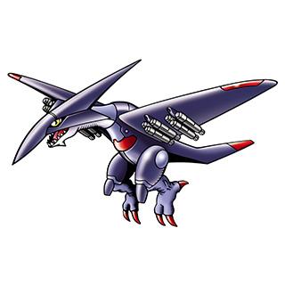 Pteramon b