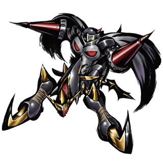 SkullKnightmon Cavalier Mode b