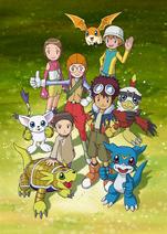 Digimon Adventure 02 (Poster)